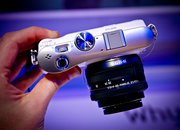 Samsung NX100 hands on - photo 4