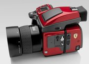 Hasselblad Ferrari H4D camera races on to the scene - photo 1
