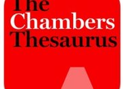 APP OF THE DAY - Chambers Thesaurus - photo 1