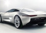 Jaguar C-X75 electric concept car loves Tron - photo 2