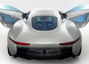 Jaguar C-X75 electric concept car loves Tron - photo 5