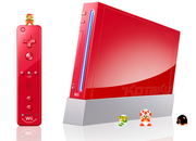 Nintendo Wii goes red for Super Mario Bros' 25th Birthday - photo 1
