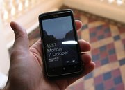 HTC 7 Trophy hands-on - photo 3