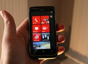 HTC 7 Trophy hands-on - photo 4