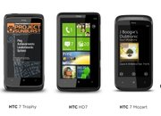 HTC launches five Windows Phone 7 smartphones - photo 2
