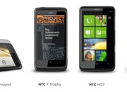 HTC launches five Windows Phone 7 smartphones - photo 3