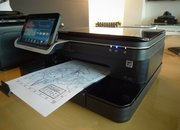 HP Photosmart eStation All-in-One printer hands on - photo 2