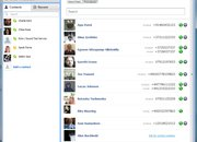 Skype 5.0 adds a full Facebook client - photo 3