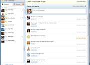 Skype 5.0 adds a full Facebook client - photo 4