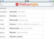 APP OF THE DAY - Wolfram Alpha (iPhone) - photo 2