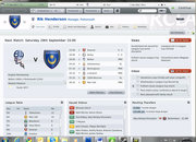 Play full PC Football Manager 2011 on Apple iPad - photo 2