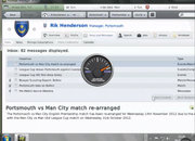 Play full PC Football Manager 2011 on Apple iPad - photo 3
