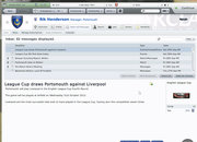 Play full PC Football Manager 2011 on Apple iPad - photo 4