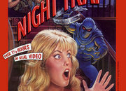 Sega CD Night Trap's original cover art up for grabs on ebay - photo 3