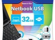 Verbatim Store 'n' Go Netbook USB drive - tiny but massive - photo 4