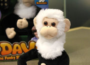 Dave the Funky Monkey - Top kidult toy for Christmas? - photo 2