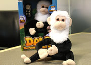 Dave the Funky Monkey - Top kidult toy for Christmas? - photo 3
