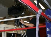 Ringside with David Haye: Behind the scenes of Sky 3D boxing - photo 5