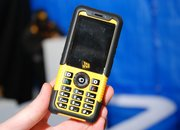 Peter Jones digs JCB as four more toughphones arrive - photo 2