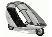 Return of the Sinclair C5 - Sir Clive's X-1 - photo 1
