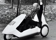 Return of the Sinclair C5 - Sir Clive's X-1 - photo 2