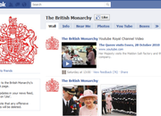 Poke the Queen: The British Monarchy joins Facebook - photo 2