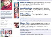 Poke the Queen: The British Monarchy joins Facebook - photo 3