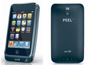 Sprint ZTE Peel turns iPod touch into phone - photo 2