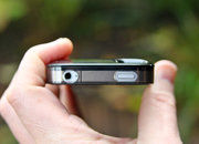 Exolife iPhone 4 exoskeleton extends battery life - photo 5