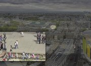 London venue for the world's largest panoramic photo - photo 4