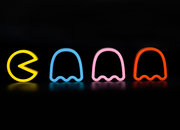 Pac Man cookie cutters make ghosts to munch on - photo 2