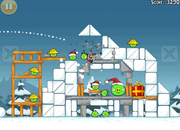 Angry Birds Christmas edition screenshots emerge - photo 3