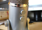 Blue The Yeti USB microphone hands-on - photo 4