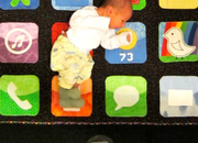iPhone baby quilt: There's a nap for that - photo 1