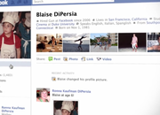 Facebook Profile pages redesigned for added personality - photo 2