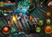 Gameloft: Dungeon Hunter 2 iPhone hands-on - photo 5