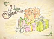12 Days of Christmas: iTunes Gift Card - photo 1