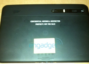 Motorola Honeycomb Android tablet leaked pics give us a closer look - photo 3