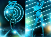 VIDEO: Tron goes topless for Playboy (NSFW) - photo 5