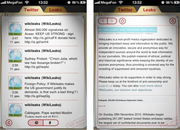 WikiLeaks app yanked from App Store - photo 2