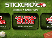 iPhone Stick Cricket spins into the App Store - photo 2