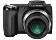 Olympus SP610U camera zooms onto the scene - photo 2