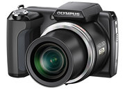 Olympus SP610U camera zooms onto the scene - photo 3