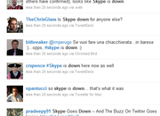 Skype goes down and Twitter goes crazy - photo 2