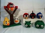 Do it yourself... Angry Birds Lego - photo 2