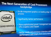 Intel Sandy Bridge second generation Core i processors power up - photo 2