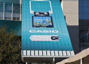 Casio Tryx camera spotted in CES poster campaign - photo 3