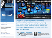 Facebook streaming for Microsoft CES 2011 keynote - photo 3