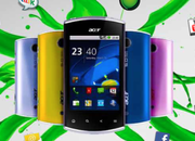 Acer Liquidmini colourful Froyo handset - photo 1