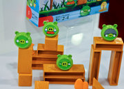Mattel Angry Birds Knock on Wood: The Angry Birds board game - photo 3